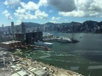 View from Deutsche Bank, Kowloon