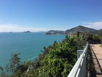 View south, east coast, HK island from Cape Collinson Road