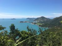 Shek O from Cape Collinson Road