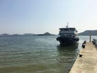 Ferry at Lai Chi Wo