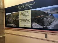 Some of the journeys that can be made from Dunedin