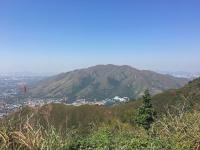 Pat Heung village and across to Lam Tsuen Country Park 2