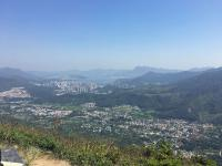 Lam Tsuen valley and Tai Po