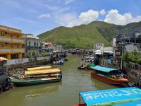 Tai O stilt houses