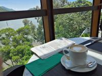 Coffee at the Lookout