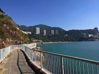 Mills Chung path to Deep Water Bay