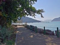 Mills Chung path to Repulse Bay